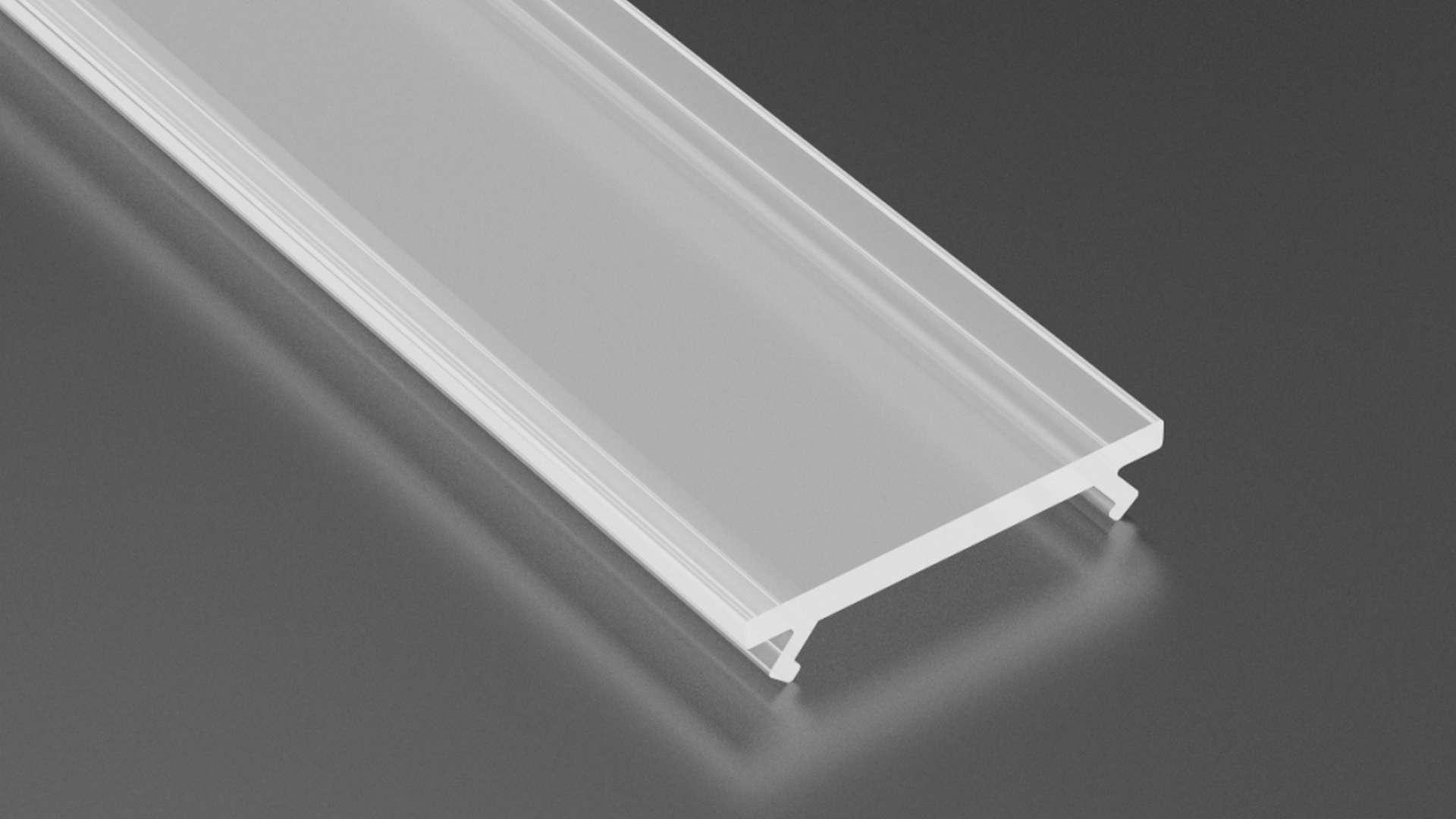 LUMINES BASIC cover PMMA frozen 3 m