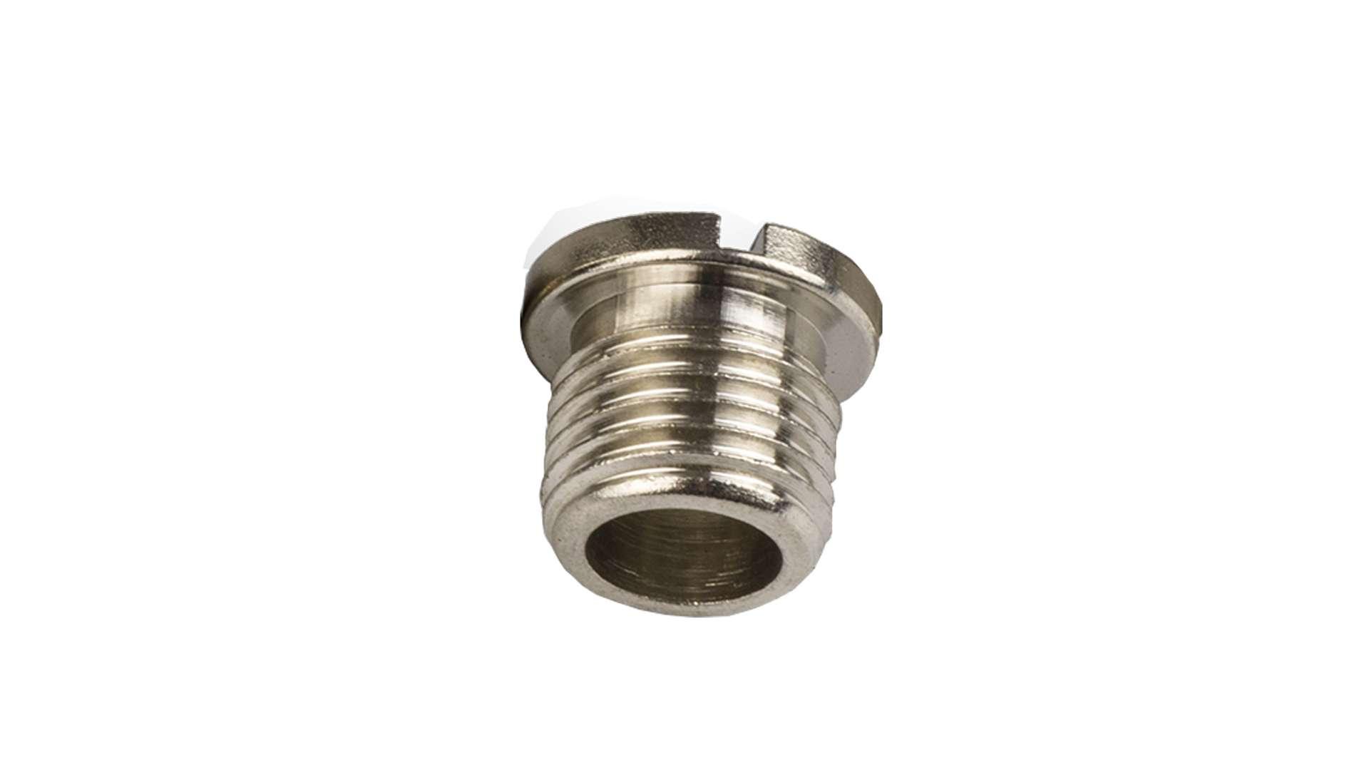 Pendant Nipple M10x1, nickel