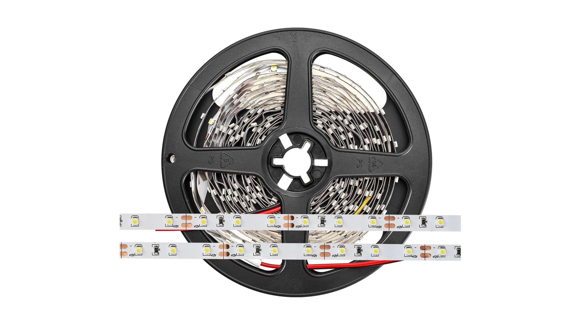 LED Strip 300 LED 60 LED/m 2835 SMD, Neutral white IP65