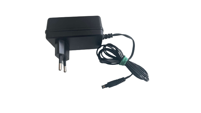 18W 12V DC 1.4A 2.1x5.5 IP20 plug-in power adapter