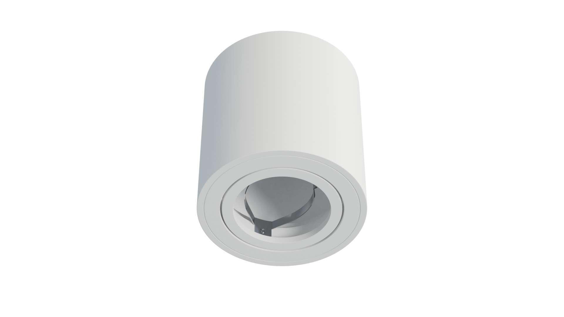 Ceiling spotlight fixture SPOT OREA round white