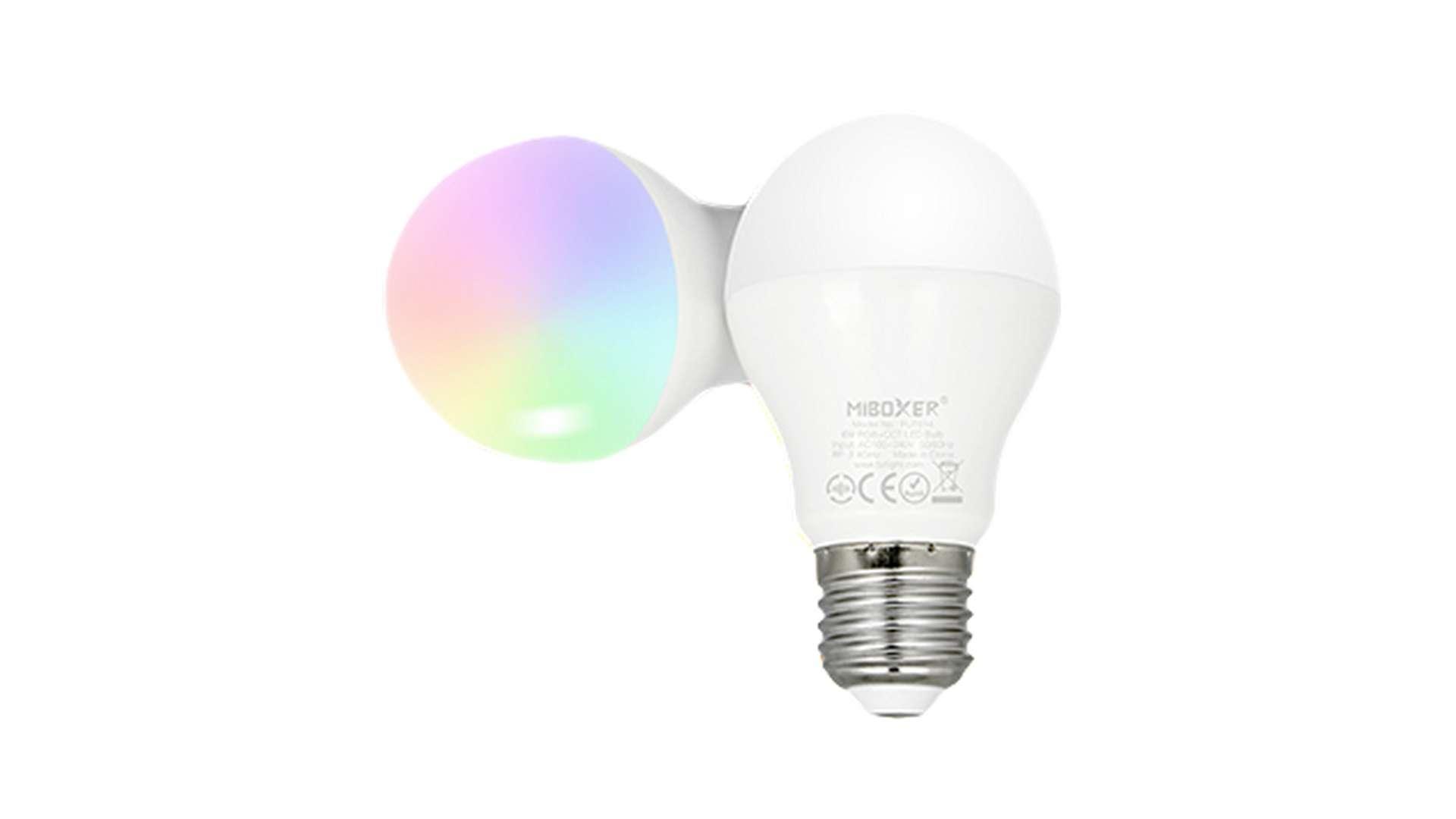LED source E27 6W A60 RGB+CCT MiBOXER