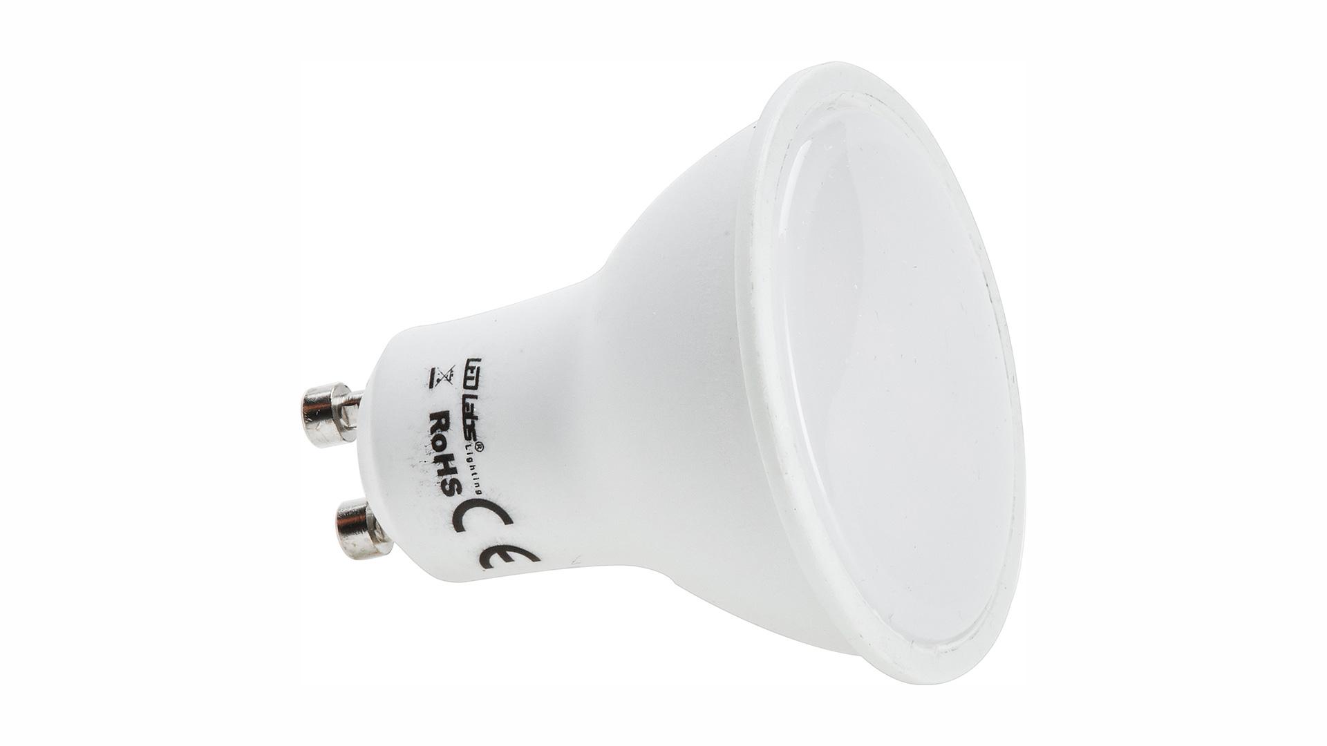 LED source GU10 7W Neutral white
