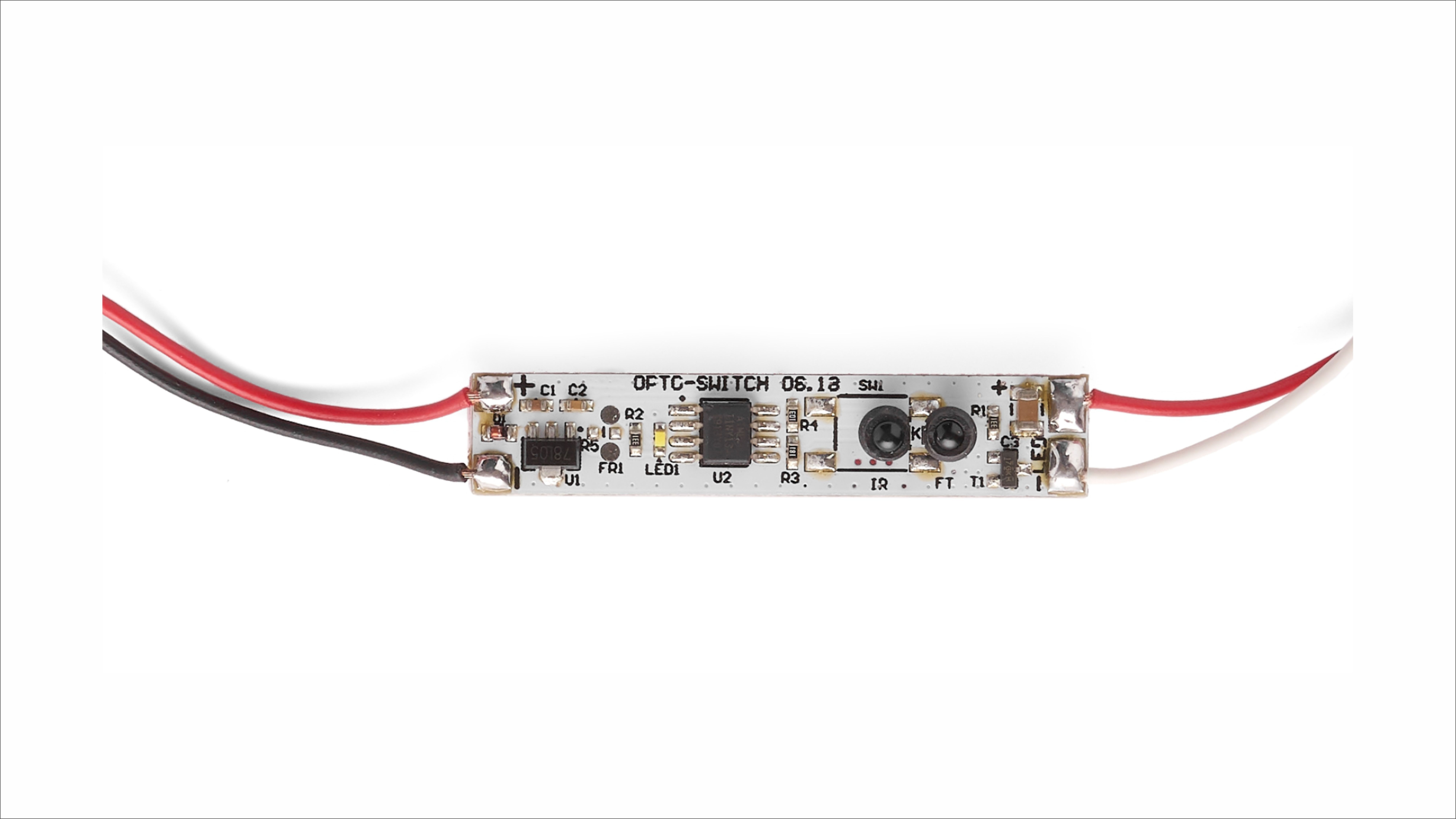 Contactless switch with PWM dimmer 60W / 12V 72W / 24V