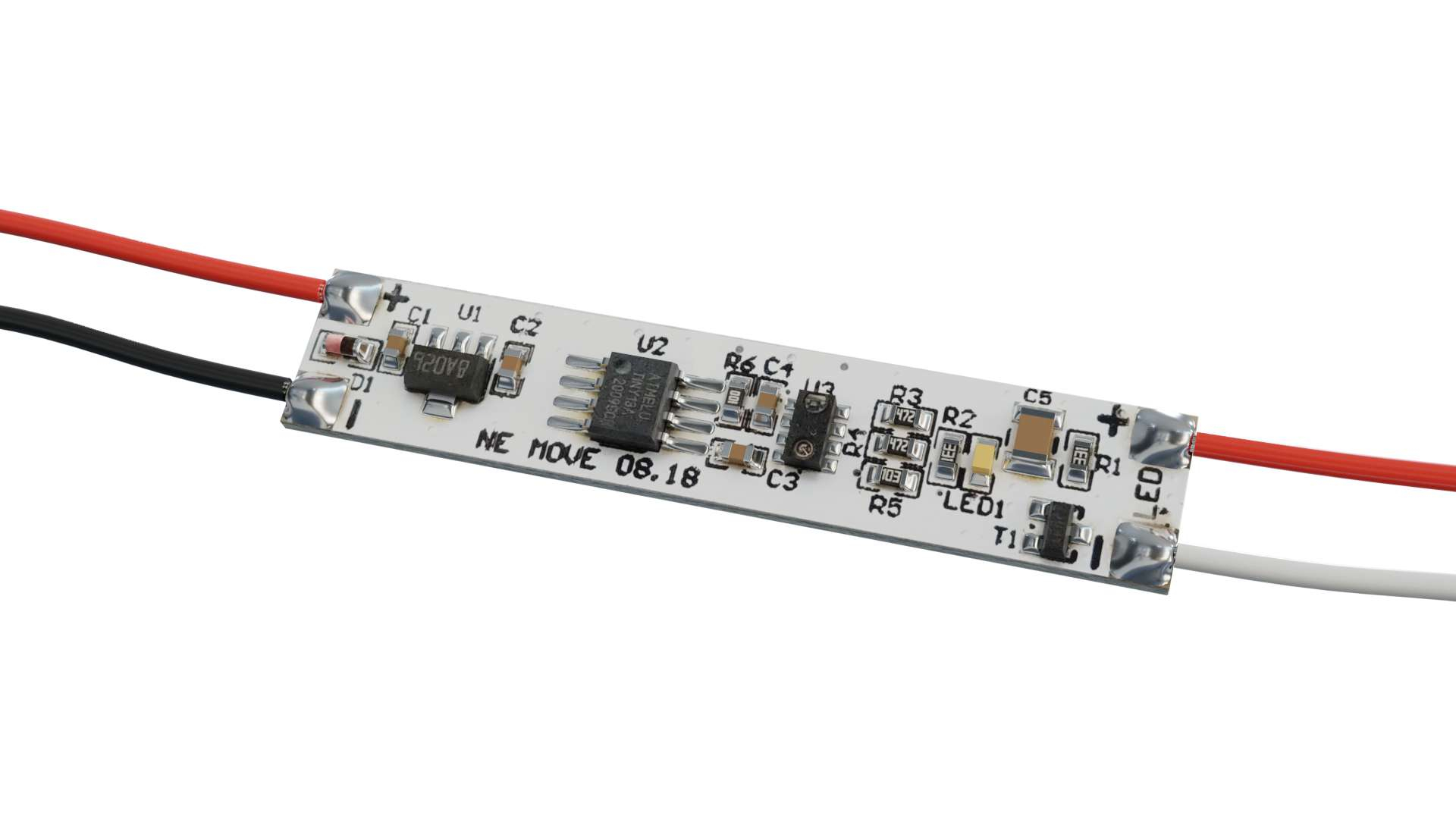 Contactless switch MOVE PMW DIMM 60W / 72W 12V / 24V