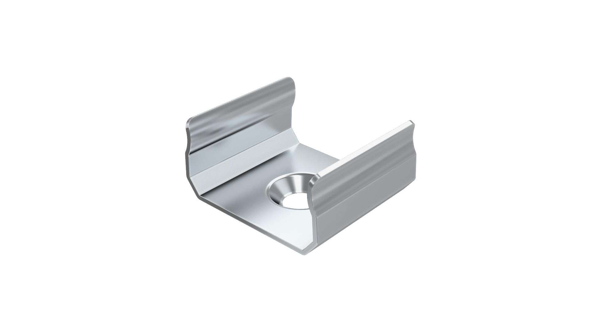 LUMINES Metal mounting clip A