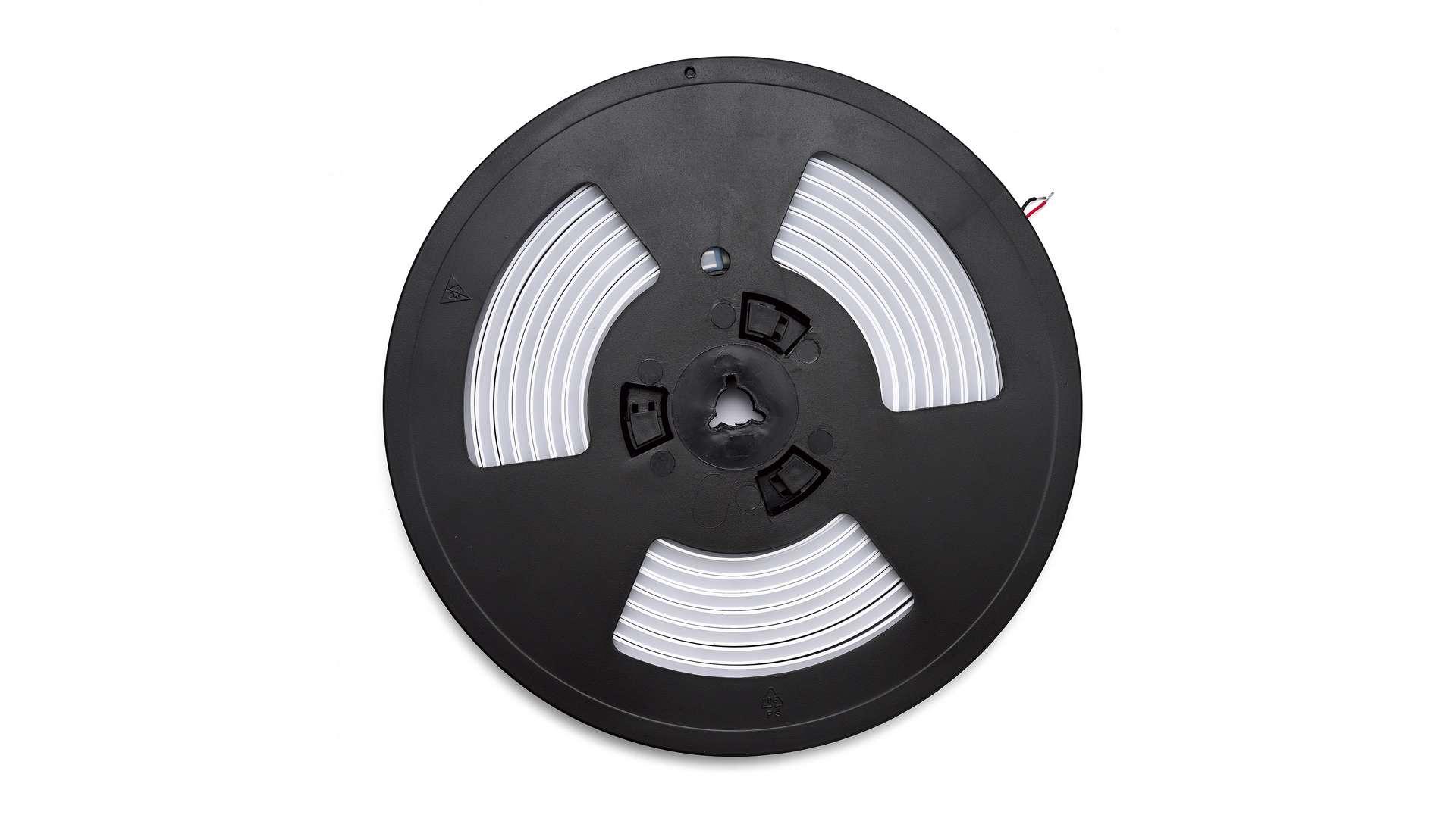 LED Neon Flex 3Y 6x12 140 LED/m 10,8W/m 24V Cold white