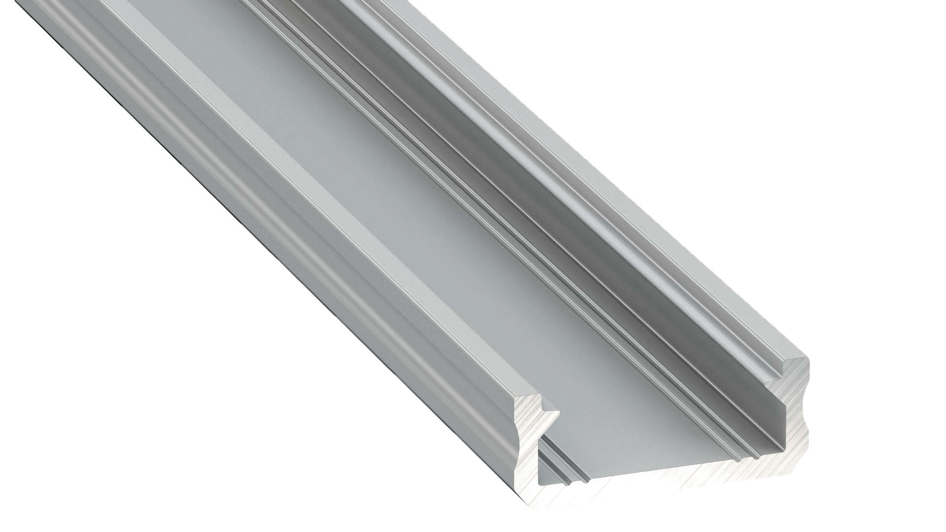 Lumines profile type D silver anodes, 2,02 m