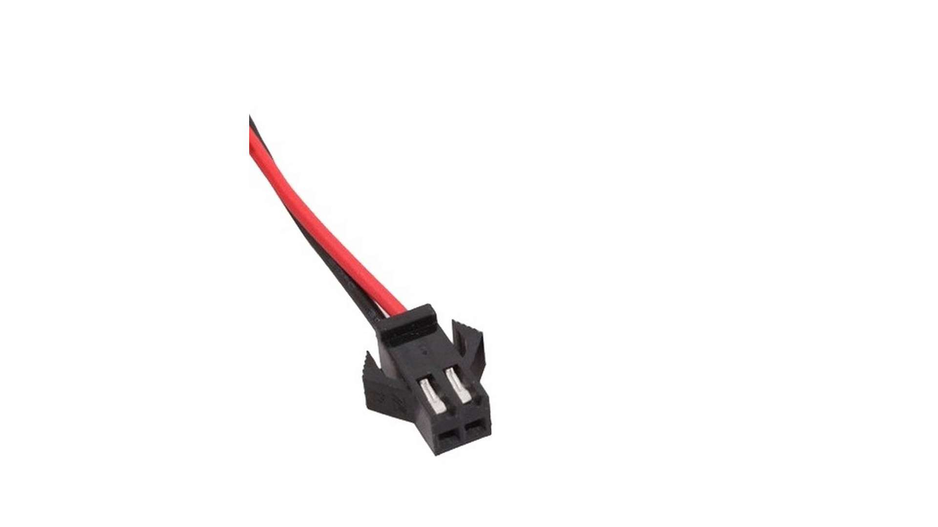 2-PIN wired (15cm) LED plug