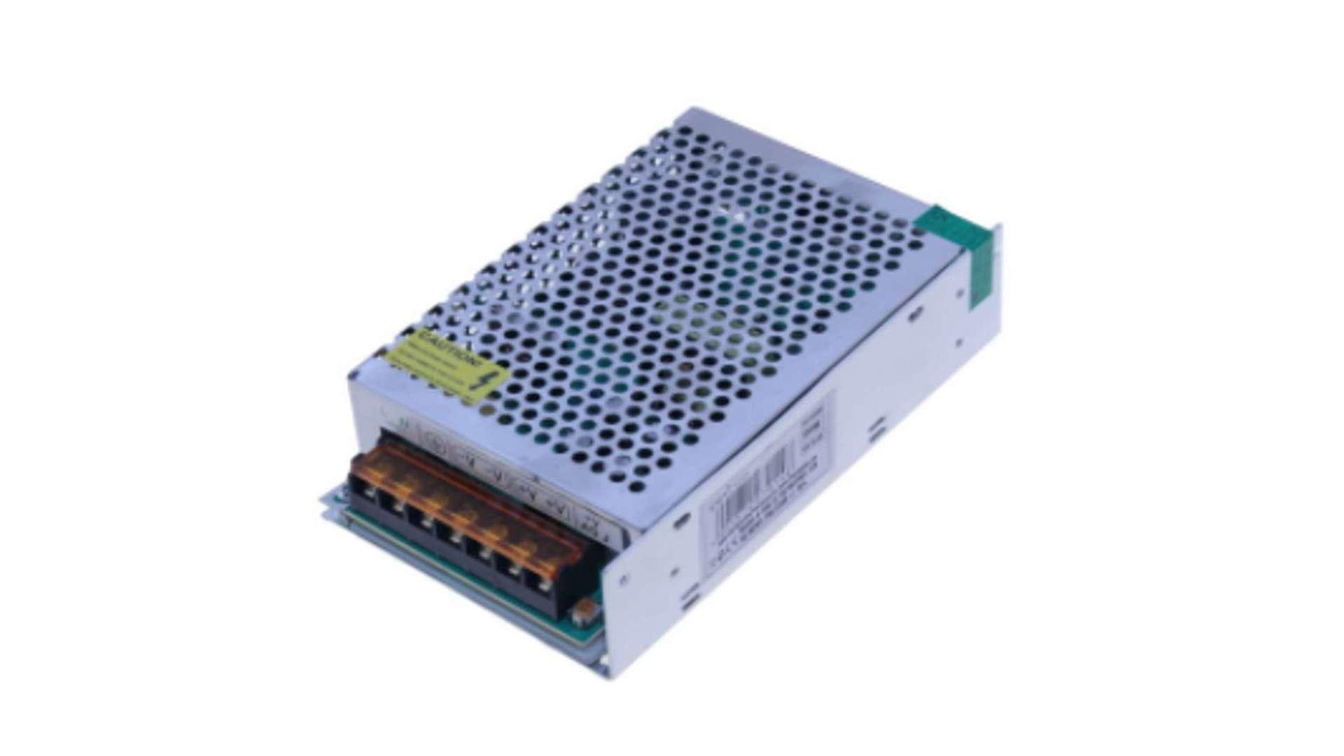 12V 100W IP20 enclosed power supply