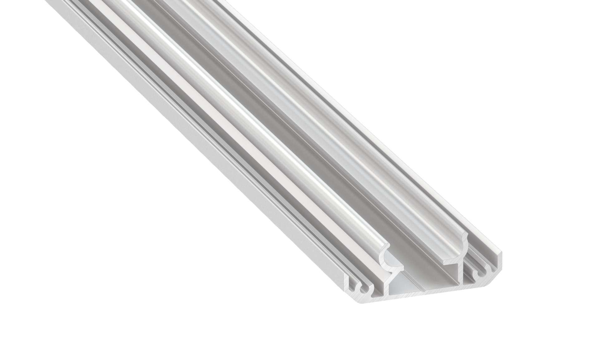 Lumines profile type Talia M1 lacquered white, 1 m