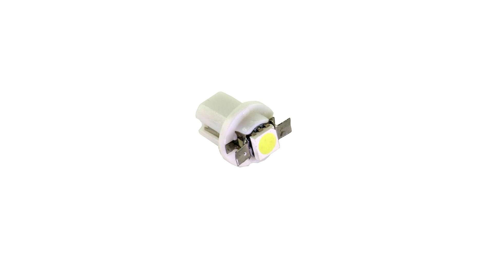 LED LED T5 Biała 1xSMD holder B8.5D