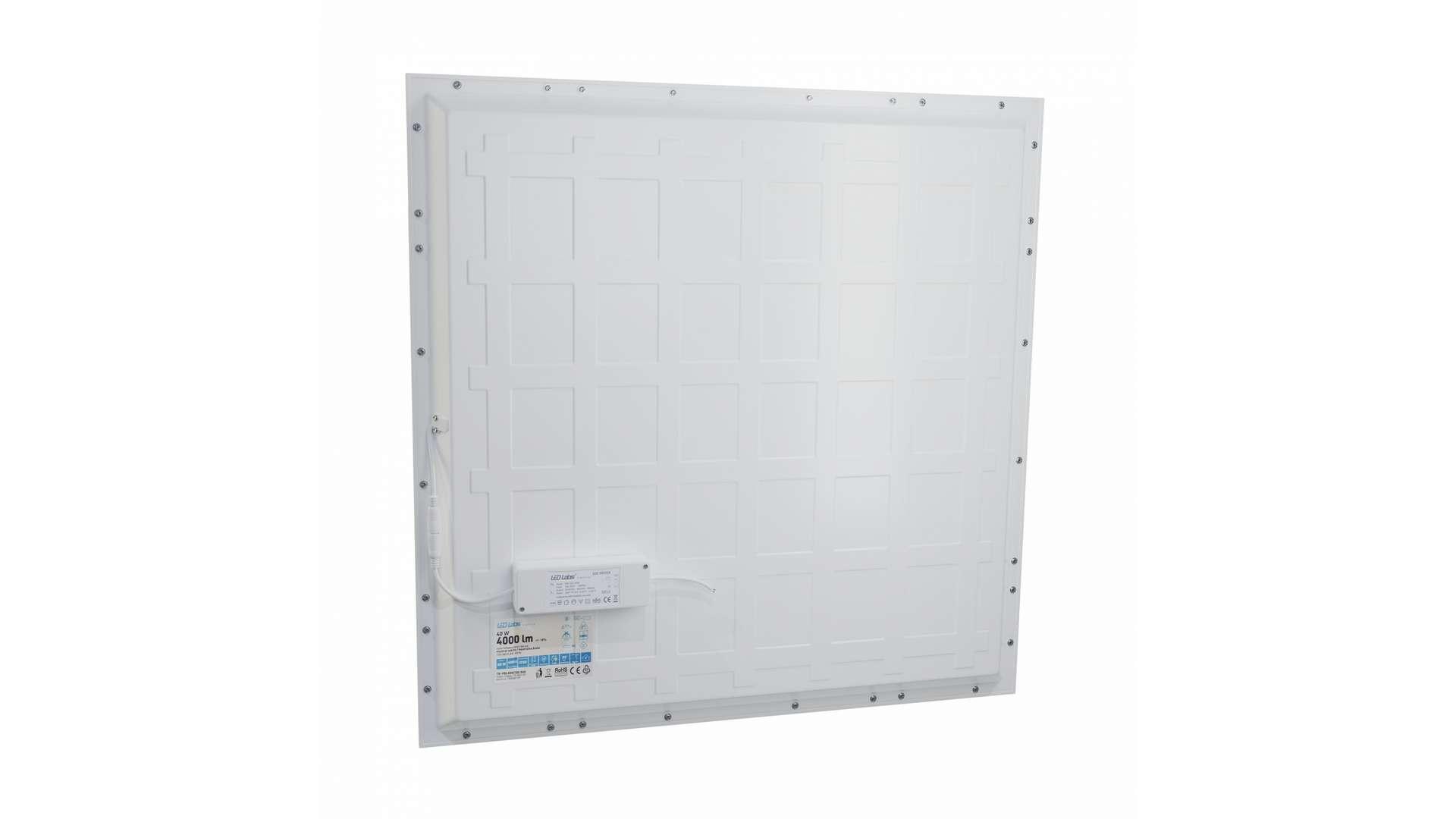 LED Panel Comet 40W SMD 60x60cm backlit neutral white