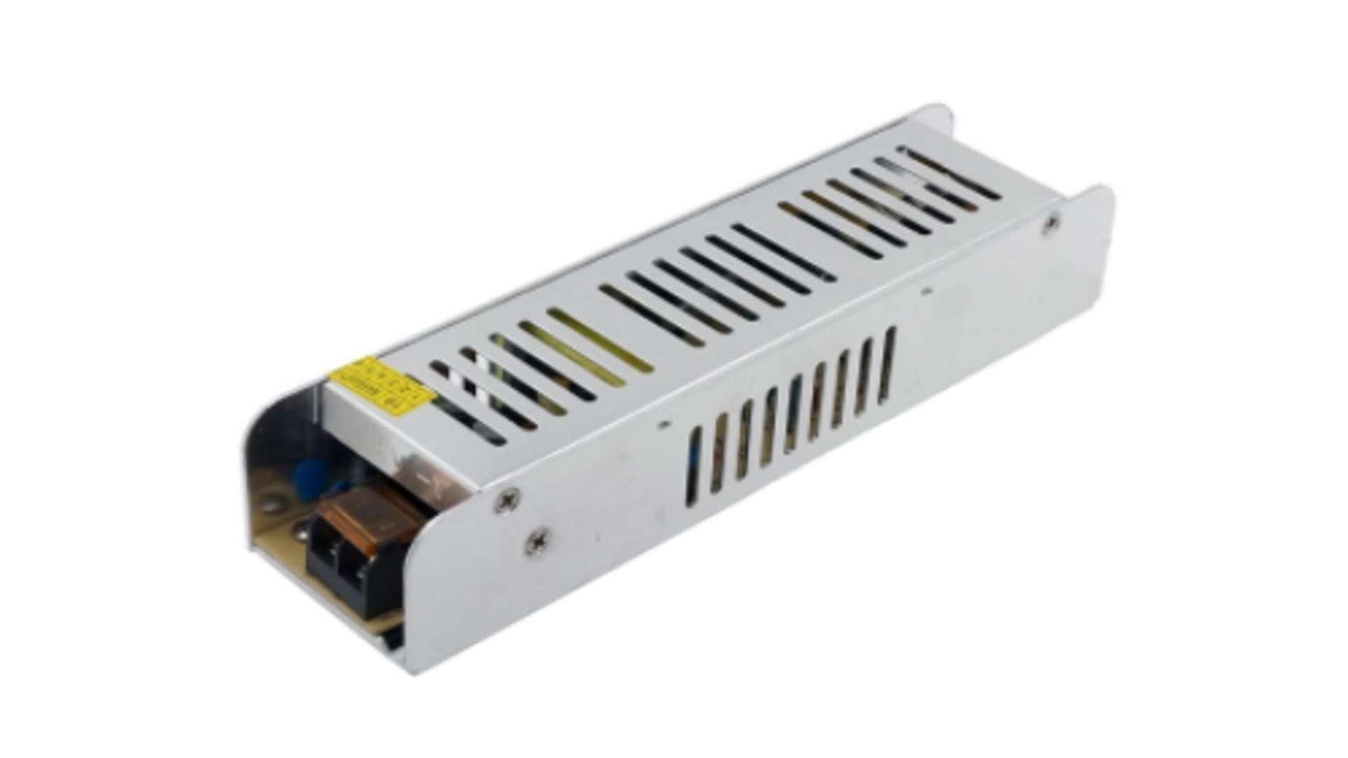 12V 250W IP20 enclosed power supply, SLIM