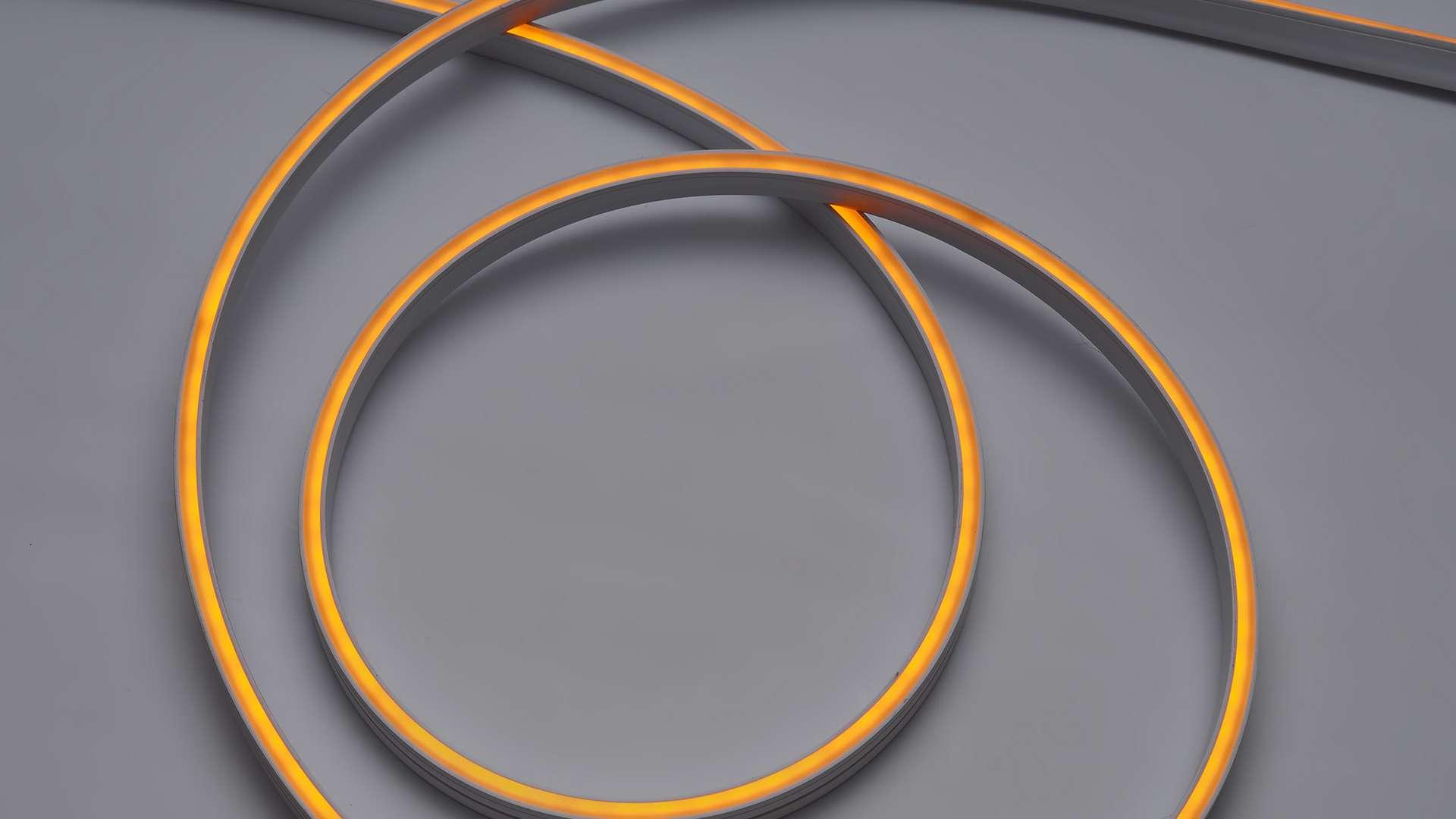 LED Neon Flex 3Y 6x12 140 LED/m 10,8W/m 24V YELLOW