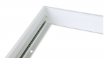 Surface-mounted housing - ceiling plate 60x60cm - white