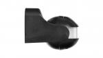 PIR motion sensor 180 ° IP44 230V - black 13B7
