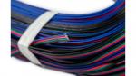 4-core RGB LED cable