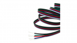 RGBW LED cable 5x0.35mm2