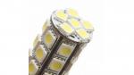 LED LED BA15S 27x5050 SMD 12V DC Cold white